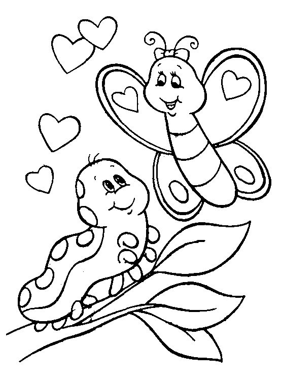 coloring pages coloring and printable valentine on pinterest