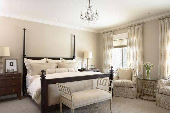 nuetral master bedroom