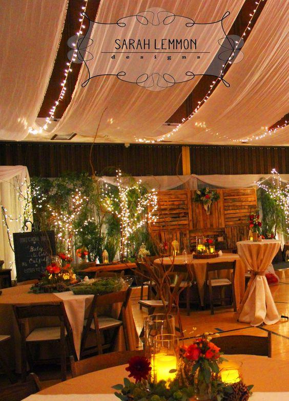LDS Cultural Hall Wedding Reception