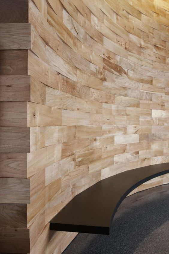 Natural Wood Interiors Reclaimed Salvaged Wood