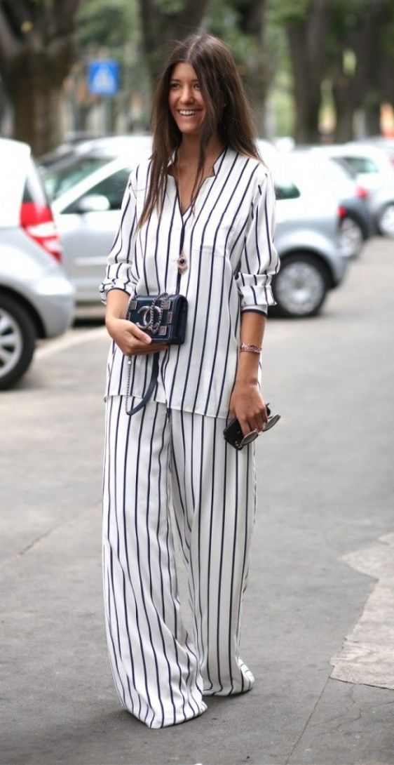 Trend Alert: Silk Pyjama Tops: