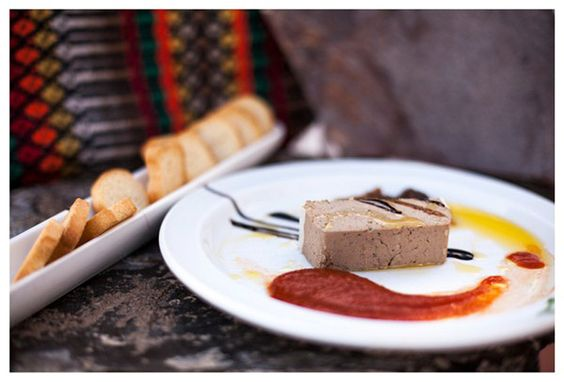 El paté de perdiz es uno de los productos andaluces más apreciados