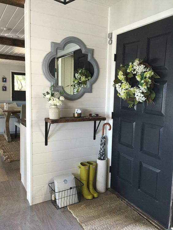 entryway paint colors