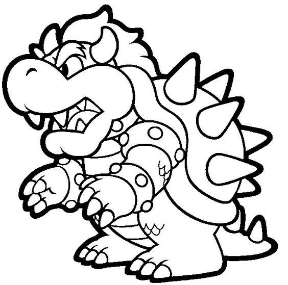 Coloring Pages Of Mario And Luigi Kleurplaat Mario Moet Op