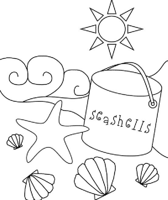 shells sea shells and coloring pages on pinterest