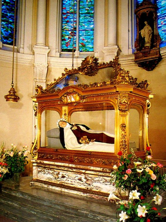 Saint Therese of Lisieux, An Incorruptible Feast.October