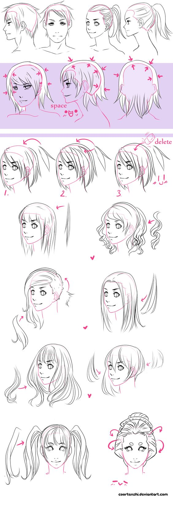 A hair tutorial by on