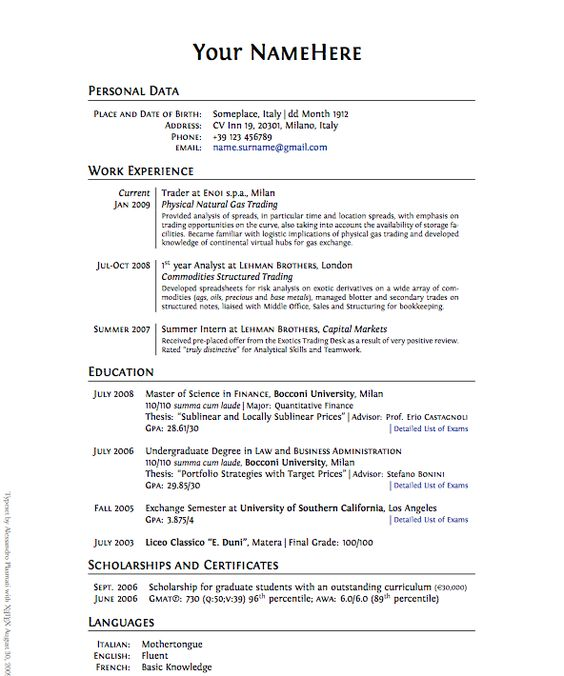 resume writers and writing on pinterest