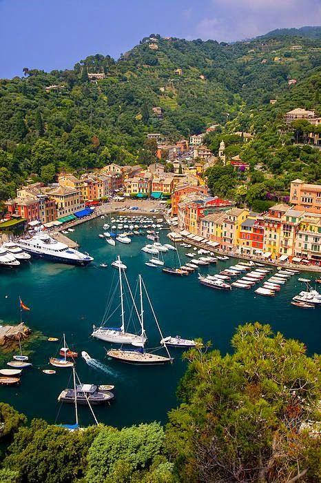 Portofino, Italy: