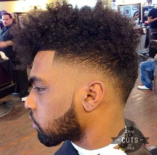 There Are Many Ways To Style Black Mens Hairstyle They