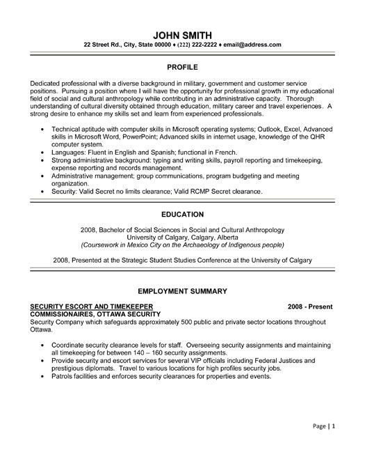 general warehouse resume sample warehouse job resume examples