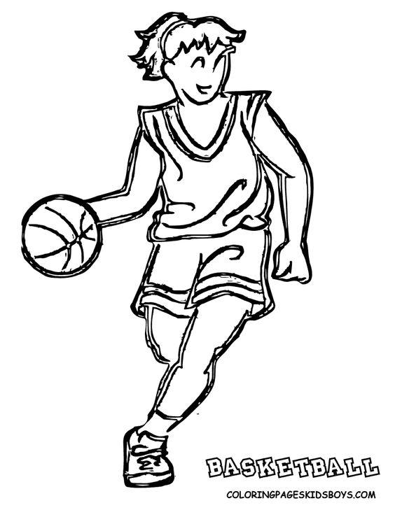 girls basketball clip art free and free girl on pinterest
