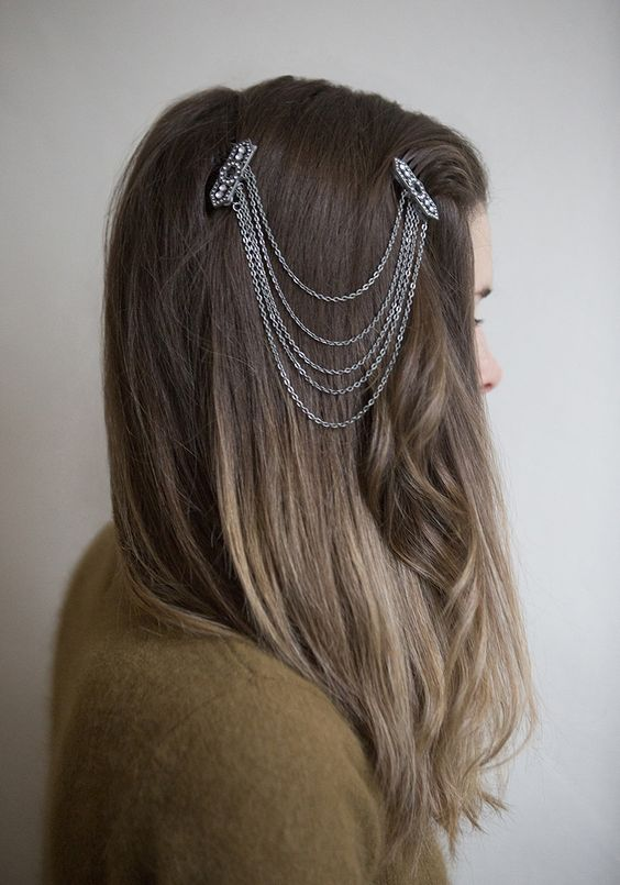 DIY Flair for Your Holiday Hair: