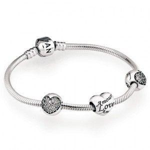 Bijoux Pandora Saint Valentin