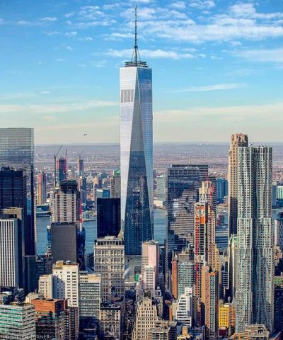 Empire State Building Information And Facts