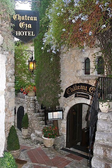 Chateau Eza in Eze, France: