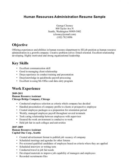Examples Of Good Resumes With No Work Experience. Never Worked