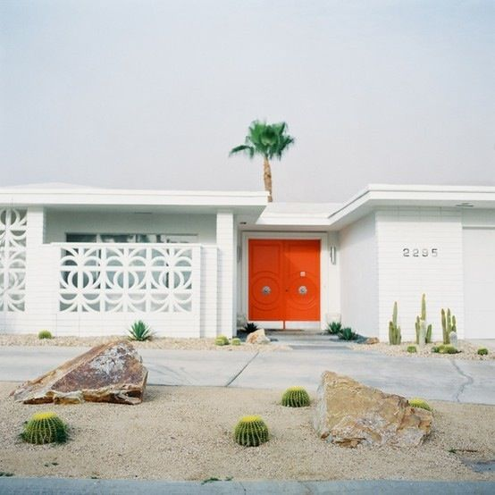 Curb Appeal: Modern Front Doors — Roundup | Apartment Therapy