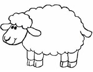 sheep coloring pages to excite kids brady 39 s birthday pinterest