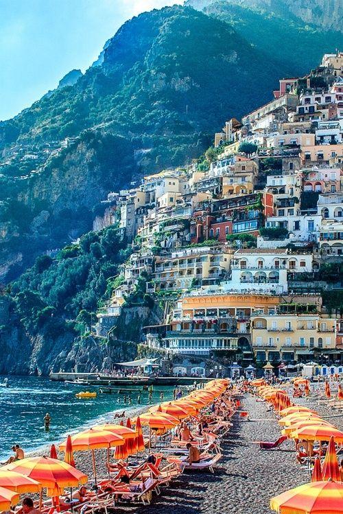 Positano, Italy: