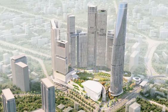 Kuala Lumpur Bukit Bintang City Center