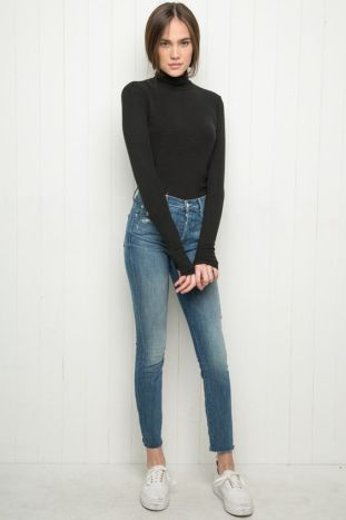 Brandy ♥ Melville | Johan Turtleneck Top - Clothing: