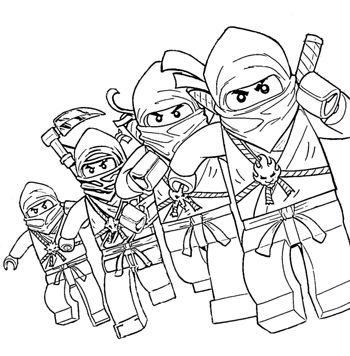 lego ninjago coloring pages and lego on pinterest