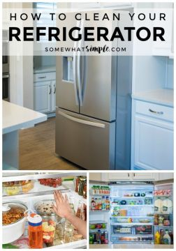 My favorite fridge   How to clean your refrigerator    Posts  Tips     A peek inside my kitchen with my new favorite fridge   3 tips on how to  clean your refrigerator  This post is in partnership with Whirpool  via