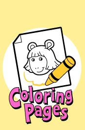 party hats coloring pages and bookmarks on pinterest