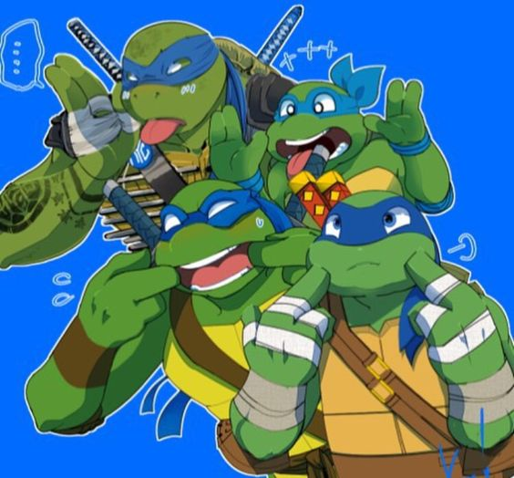 TMNT Challenge Day 29 Most Overrated CharacterI Dunno