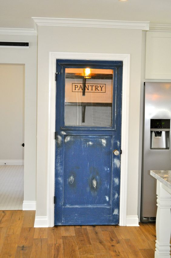 Vintage Doors Pantry Doors And Repurposed On Pinterest