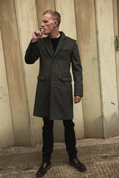 """Laurence Fox, Sergeant Hathaway in """"Inspector Lewis."""":"""