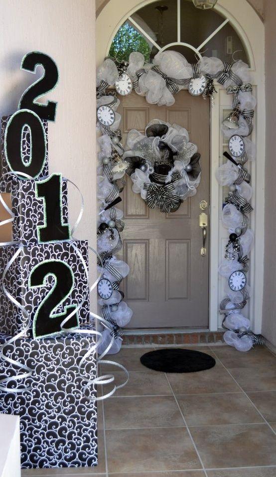 Doors, Graduation and Front doors on Pinterest