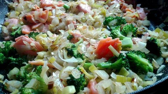 quiche salmon,quiche verduras,quiche sin gluten