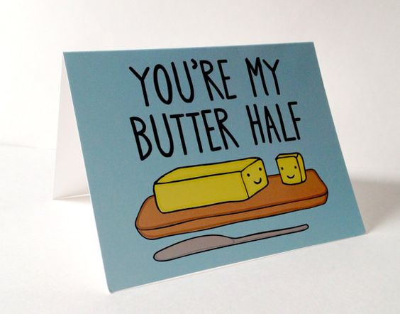 30 Punny Valentines For Everyone You Love:
