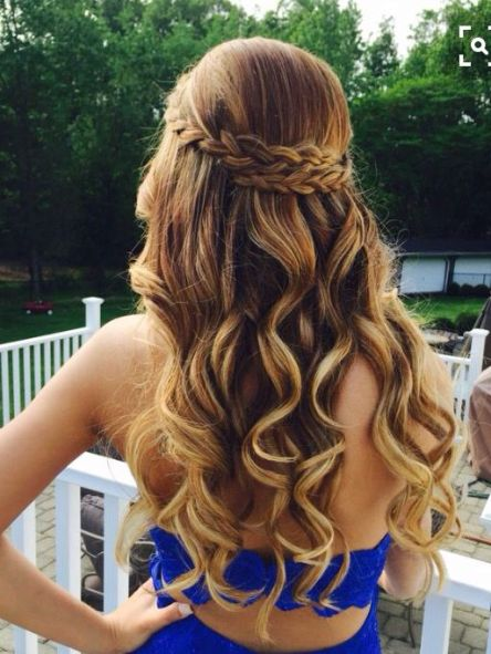 50 Gorgeous Prom Hairstyles For Long Hair - Society19