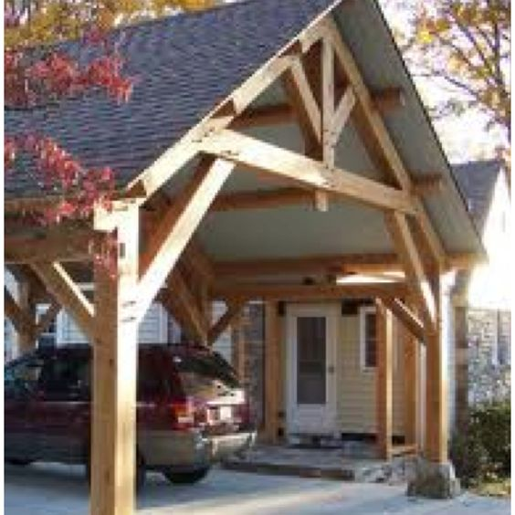 Covered Patios Posts And Front Porches On Pinterest