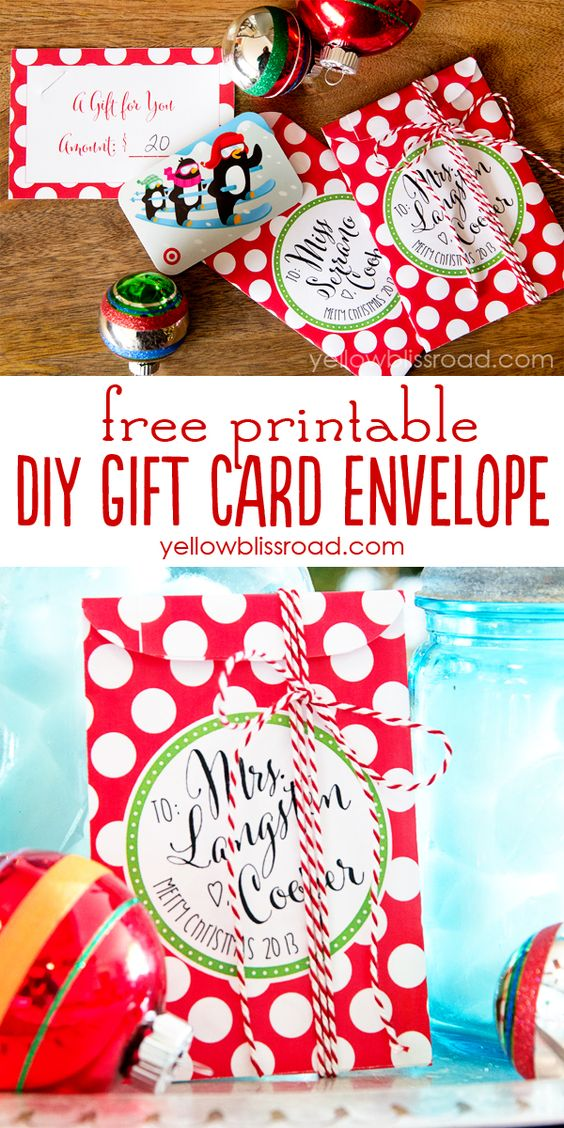 20 Last Minute Handmade Gift Ideas {Link Party Features