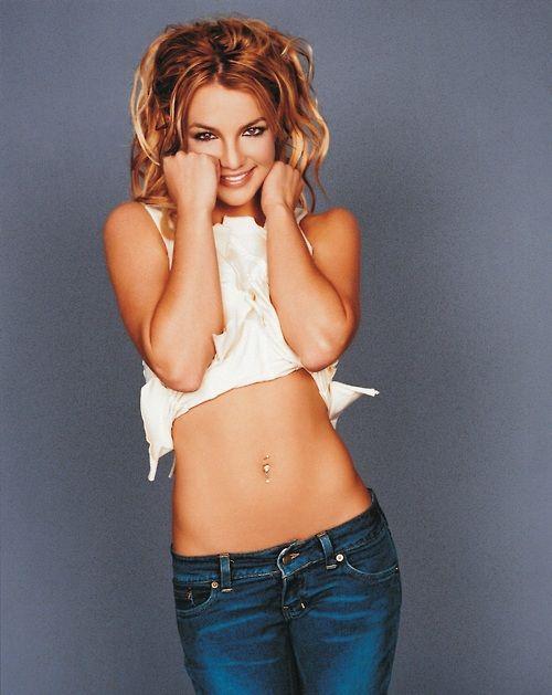 Resultado de imagen para low rise jeans britney