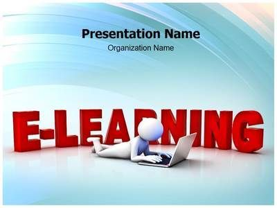 Here 39 S A Free Powerpoint Template Amp Font The Rapid E Learning Blog Use This Free E Learning Template To Inspire Your Next M Learning The Secret To Creating Your Own