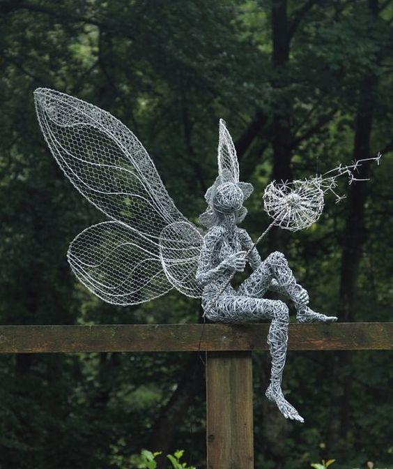 Robin Wight - Steel Wire Fairies: