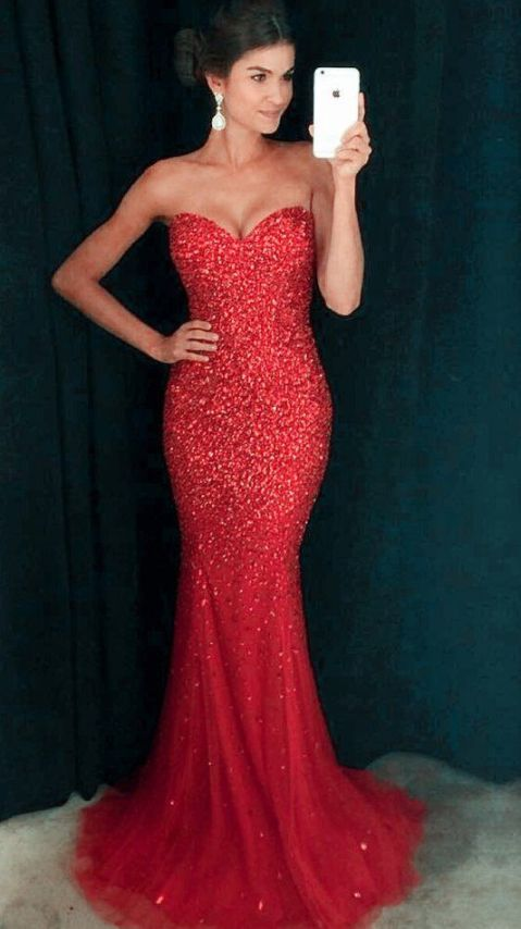 25 Mermaid Prom Dresses That Are Absolutely Stunning - Society19