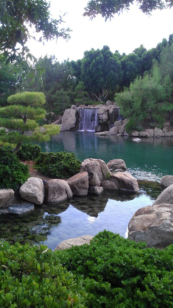 Japanese Friendship Garden, Phoenix AZ Ideas for