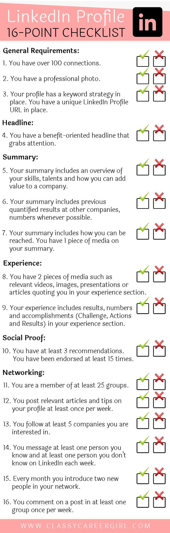 A Practical Guide to LinkedIn Profile Success Girls