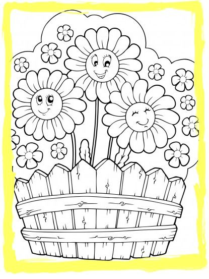 1000 images about coloring pages summer on pinterest summer