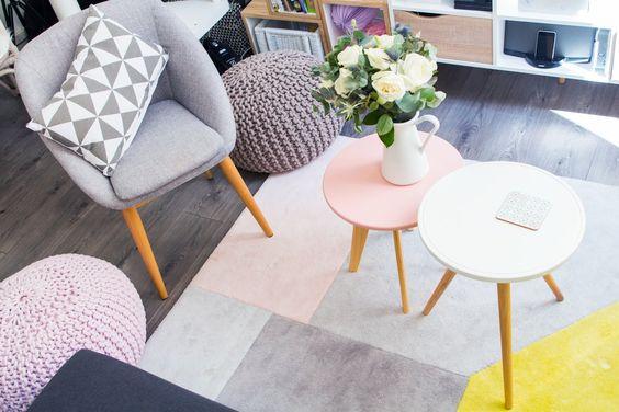 Le style est scandinave chez la blogueuse La penderie de Chloé: