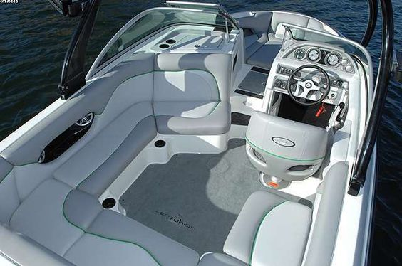 Ski Boat: Ski Boat Interior Design Ideas