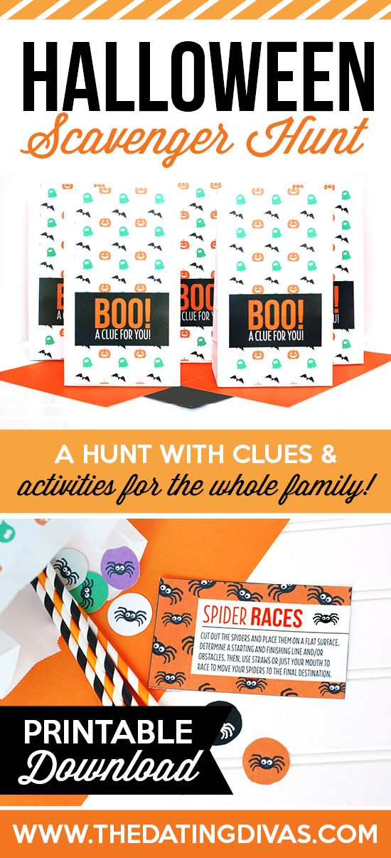Halloween Scavenger Hunt Activities, The o'jays and