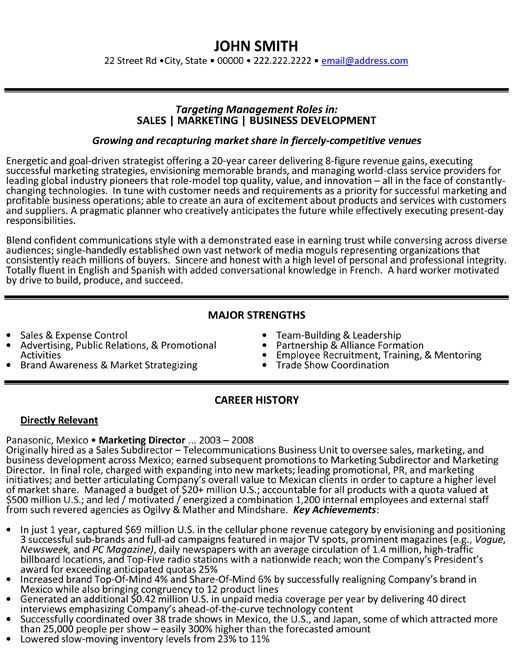 resume resume templates and marketing on pinterest