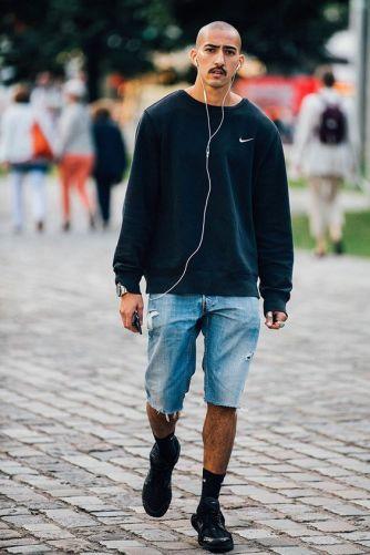 Street looks homme à Paris
